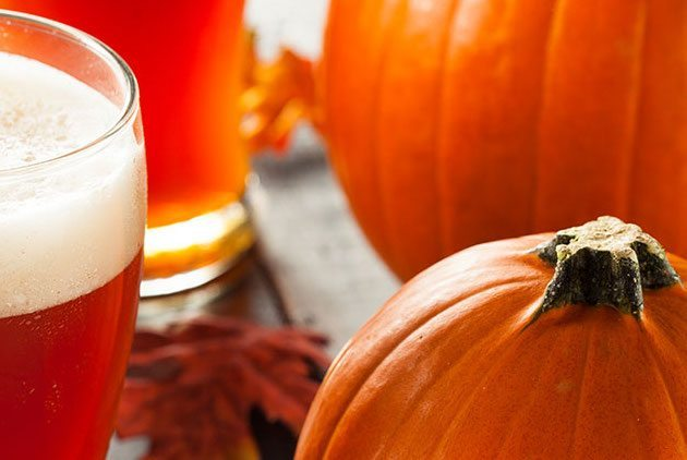 A Pumpkin Ale Inspired Holiday Menu