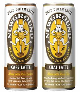 Dutch Hard Latte