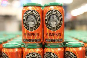 Woodchick Pumpkin Cider
