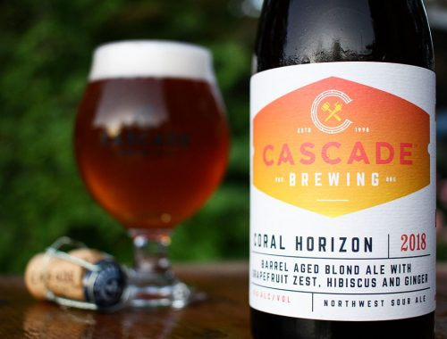Casacde Brewing Coral horizon