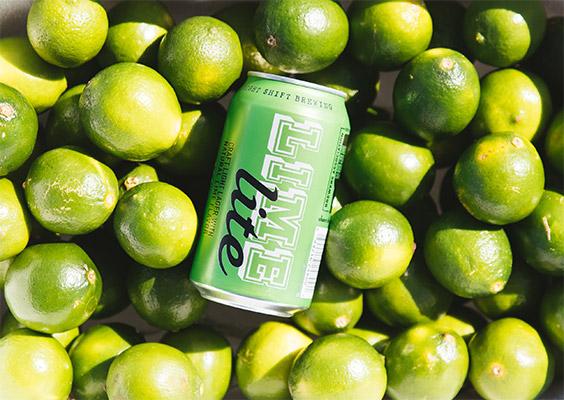 Lime Lite Beer