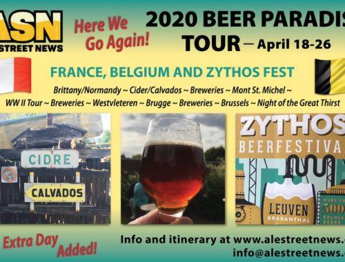 ASN Belgium Tour