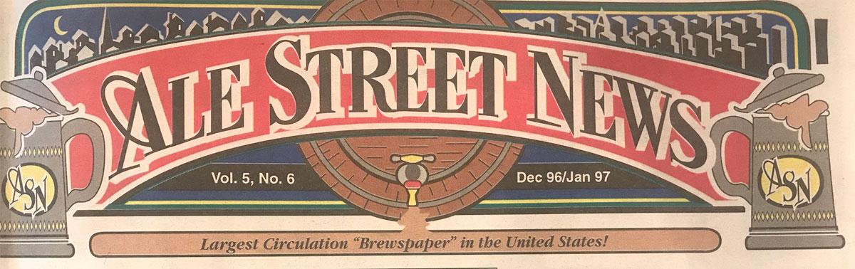 Ale St Newspaper 1996