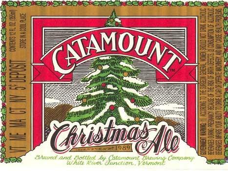 Catamount Christmas Ale