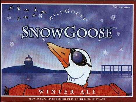 Snowgoose Winter Ale